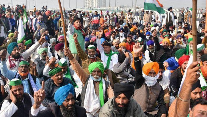 385540 farmers protest bharat bandh