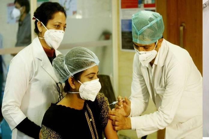 Delhi covid vaccination