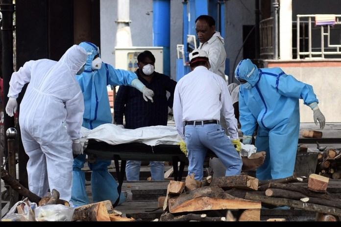 Delhi Coronavirus Death EPS