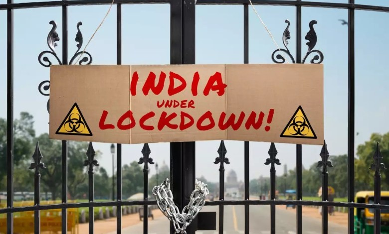 covid 19 lockdown in india may have saved 630 lives says study