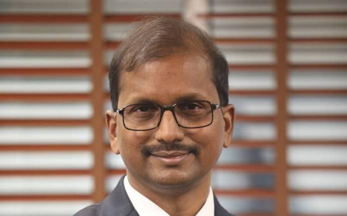Mr Rama Mohan Rao Amara MD CEO SBI Cardjpg