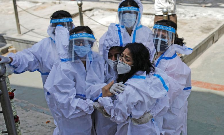 skynews india covid coronavirus 5351720