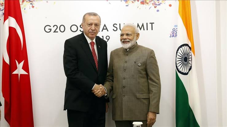 india relations with turkey