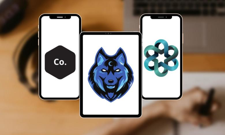 best and free logo maker apps for ipad and iphone