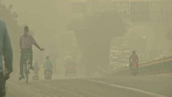 delhi's air pollution