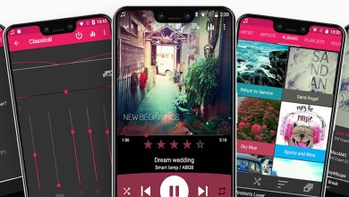 rocket music player best music player apps for android