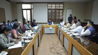ashwathnarayan meeting fee hike pvt colleges karnataka
