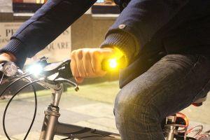 Intermitentes para bicicletas WingLights Fixed