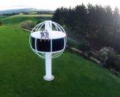 The Skysphere: Vivir en una atalaya futurística