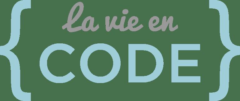 La Vie En Code Logo