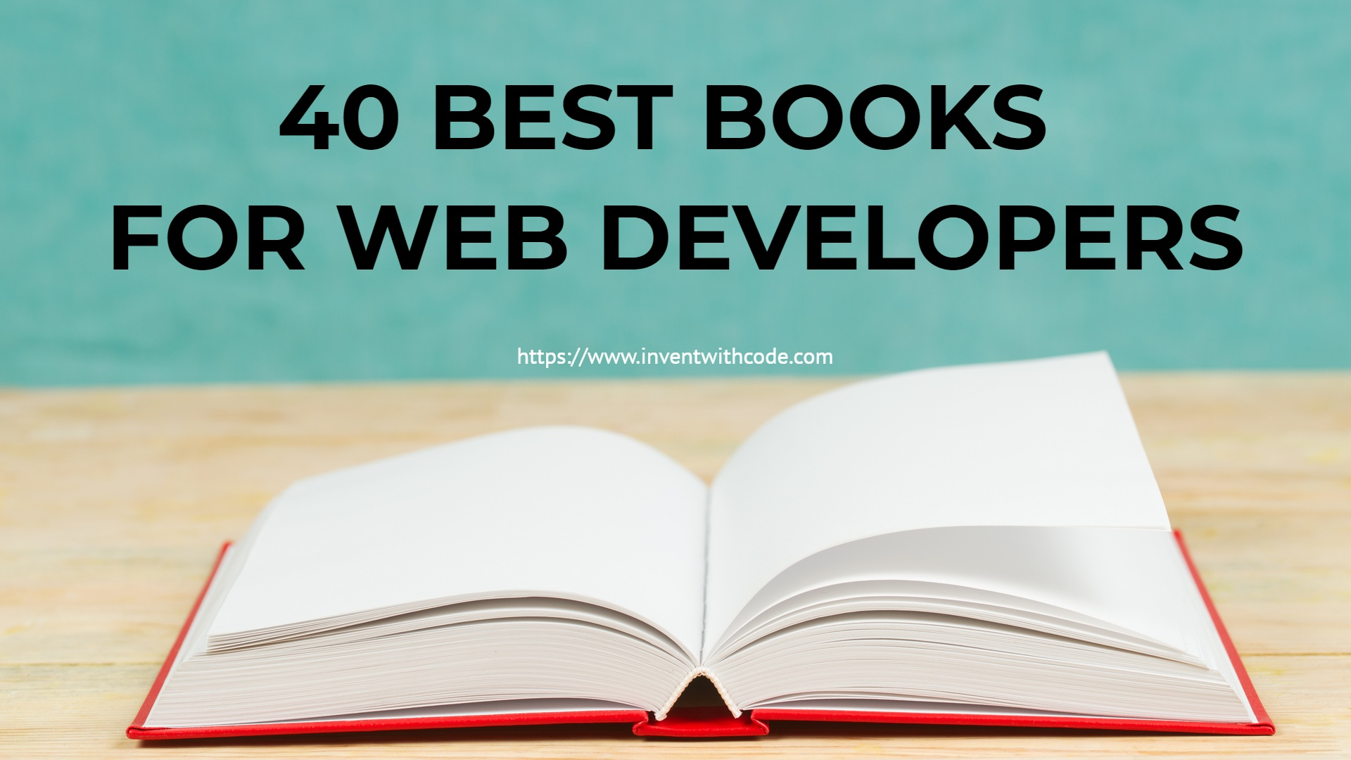 best books for web developers