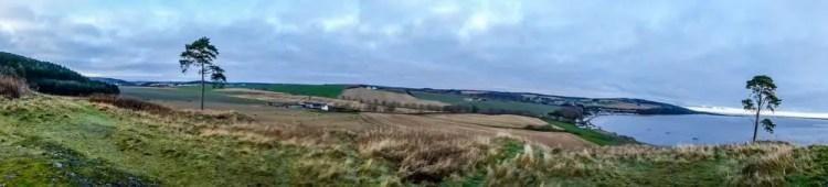 Ormond Castle Panorama