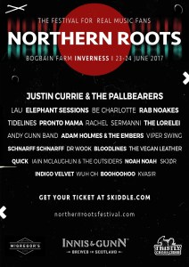 Northern Roots Festival 2017