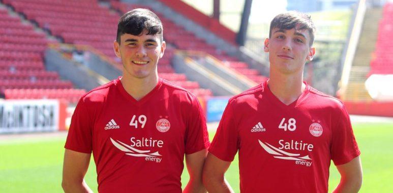 Conor Power and Luke Turner