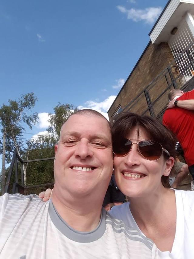 Craig McDonald on Facebook - COYREDZZZ with Ashleigh McDonald — drinking beer at Burnley Cricket Club 1833.