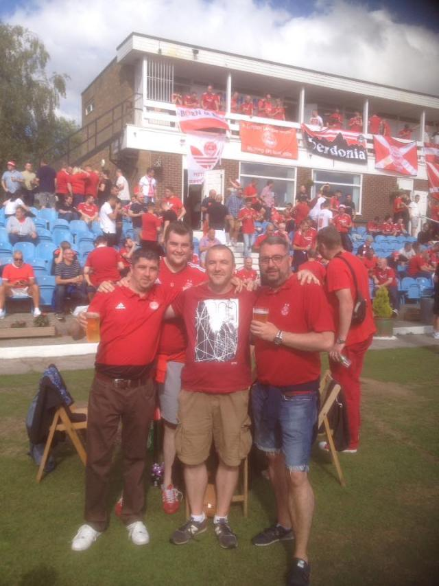 Jamie Buchan on Facebook - Formans n Buchans COYR