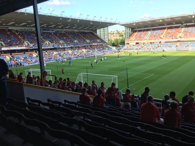 @chall_paul - ⁦@BurnleyOfficial⁩ vs ⁦@AberdeenFC⁩ #COYR #standfree