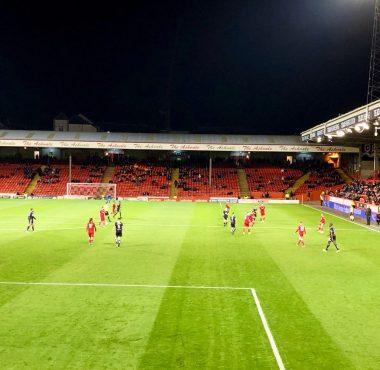 Aberdeen 3 v Hamilton 0