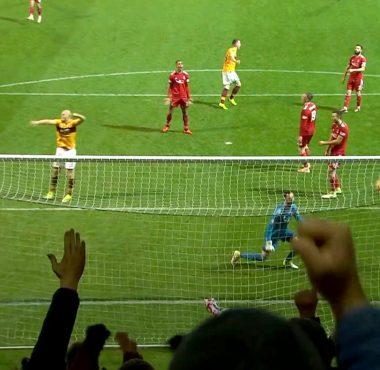 Motherwell 3-0 Aberdeen