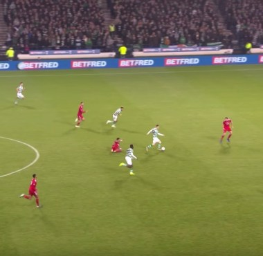 Celtic 1 v Aberdeen 0