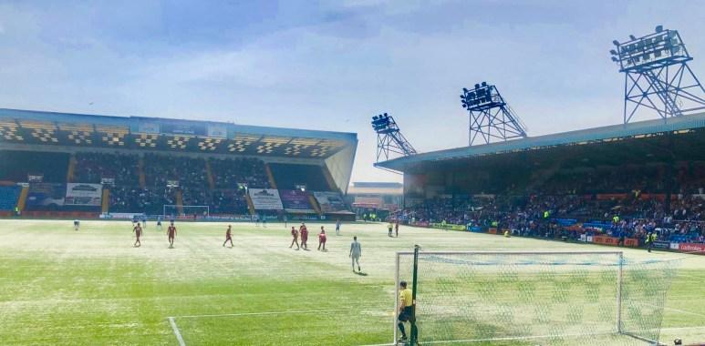 Kilmarnock v Aberdeen