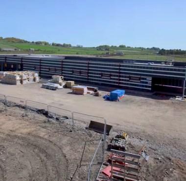 Kingsford Training Complex