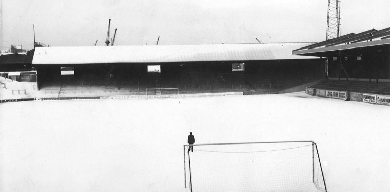 Pittodrie Snow