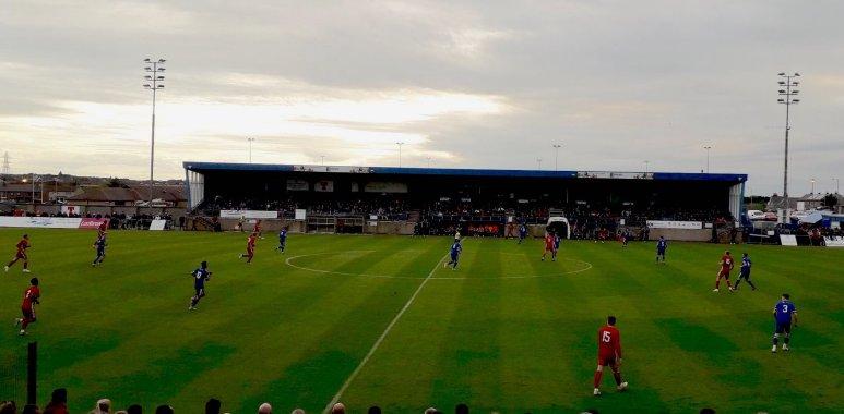 Peterhead v Aberdeen