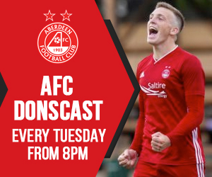 AFC DONScast every Tuesday at 8pm