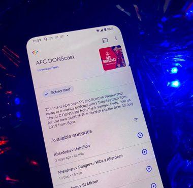 AFC DONScast Christmas