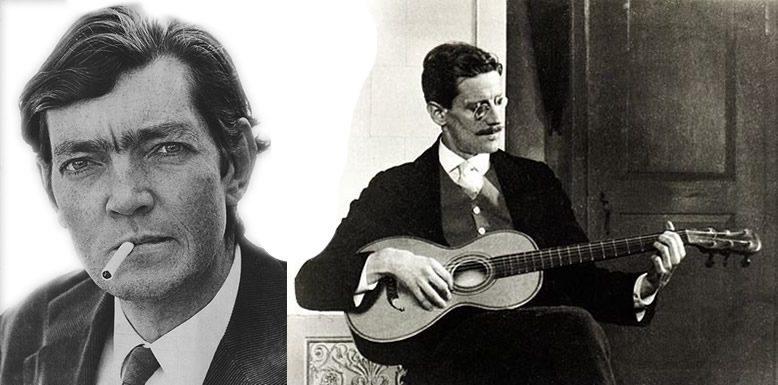 Rereading Cortázar's Hopscotch through Joyce's Ulysses by Dr