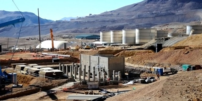 Según el Gobierno de San Juan, hay proyectos mineros por u$s 420.000 millones en las provincias andinas