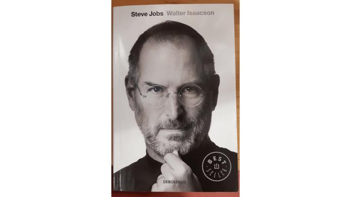 La Biografía de Steve Jobs (y de Apple)