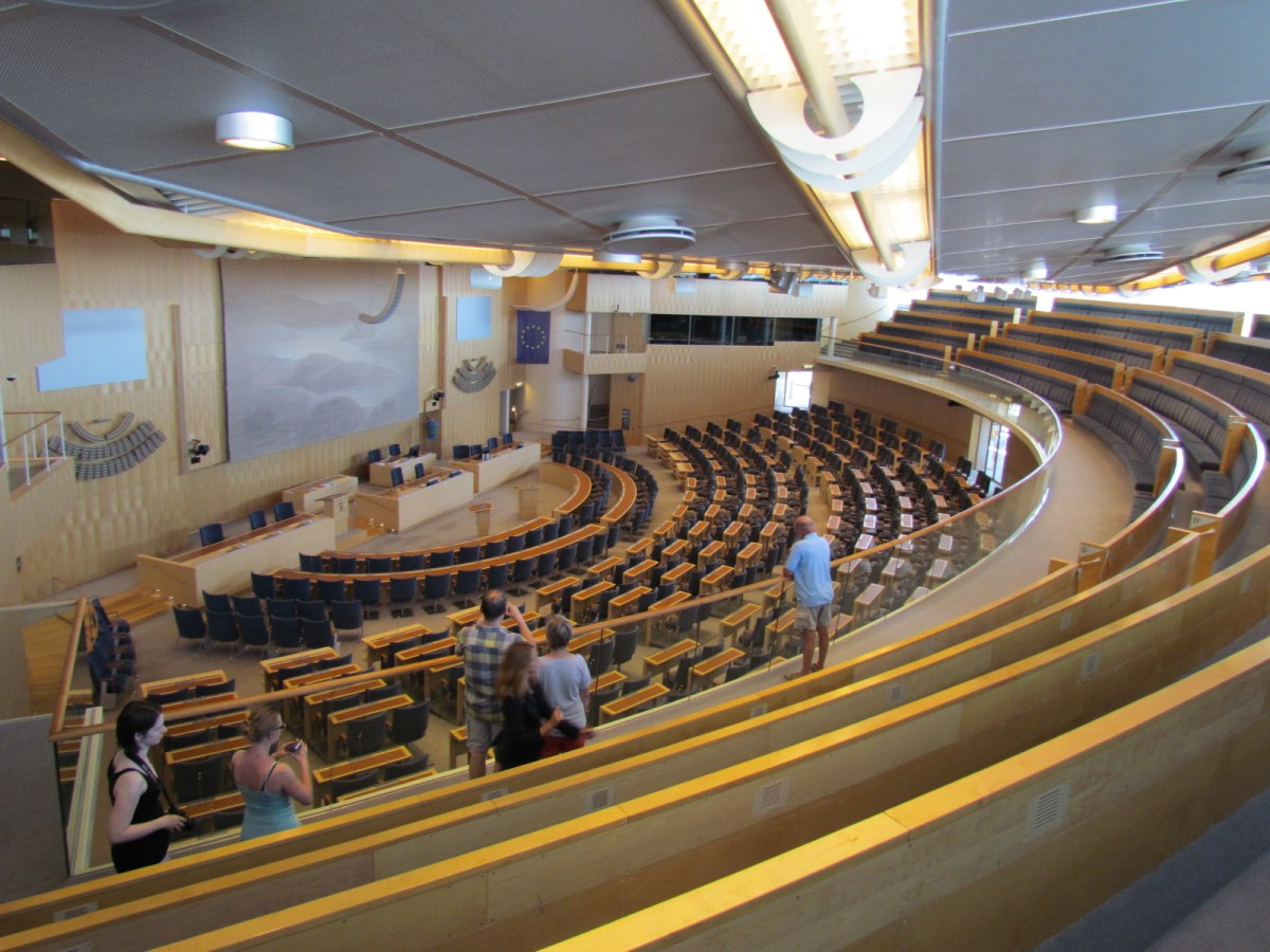 Riksdag – The Swedish Parliament