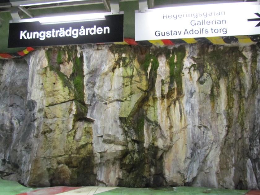 Tunnelbana art