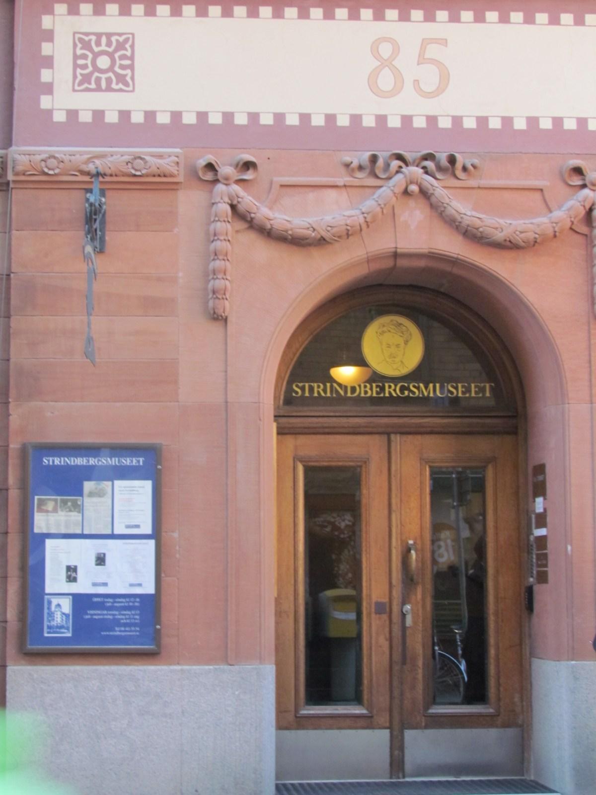 Strindberg Museum
