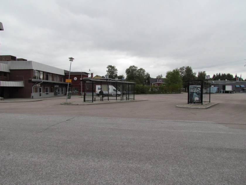 Jokkmokk bus station