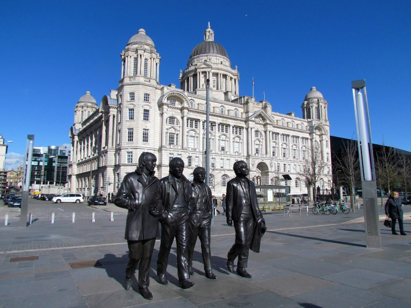 Beetles and the Liver Building
