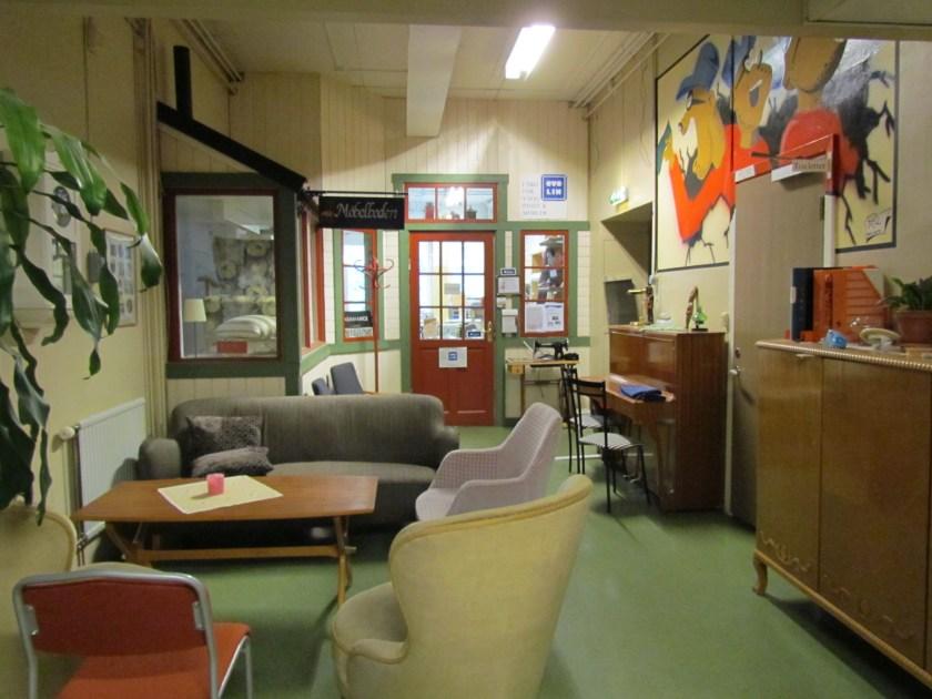 Falun prison hostel