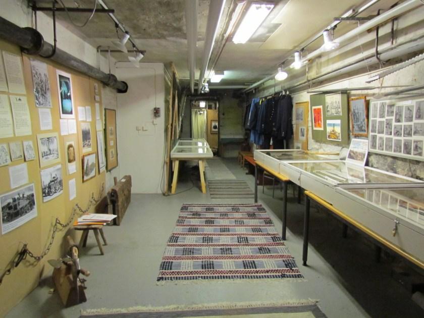 Museum in Falun prison hostel