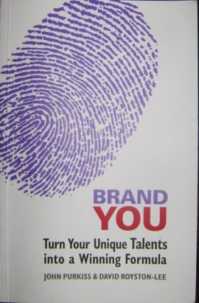 Brand You cover page