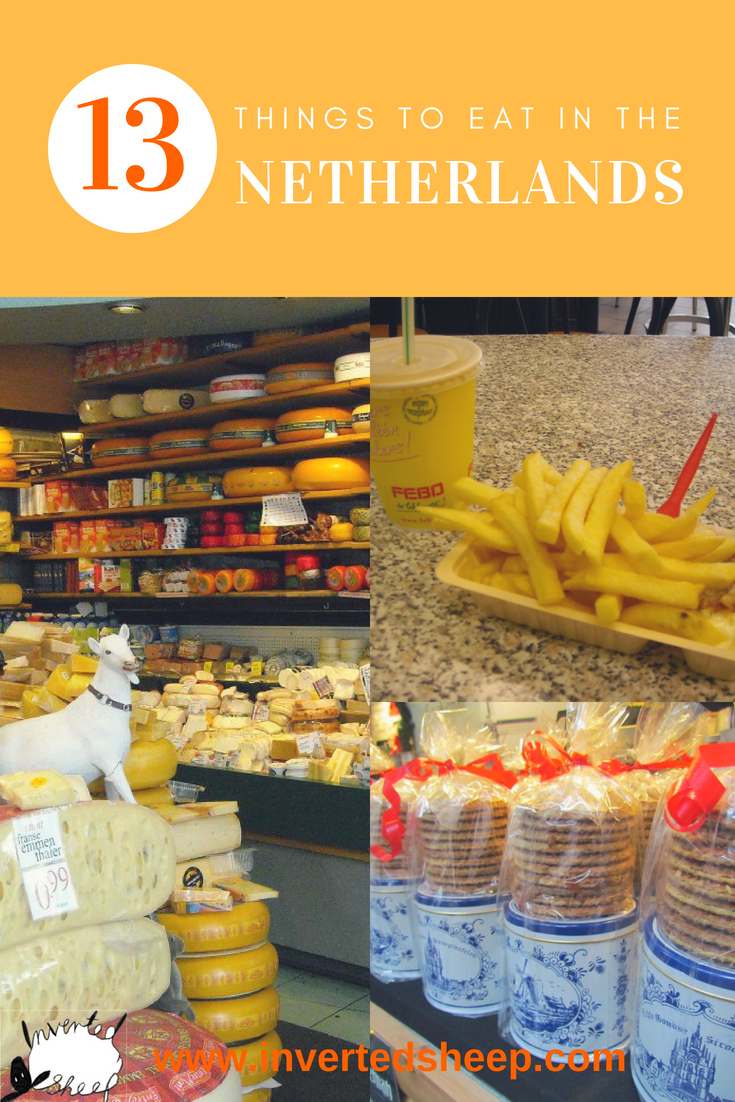 13 Things to Eat in The Netherlands