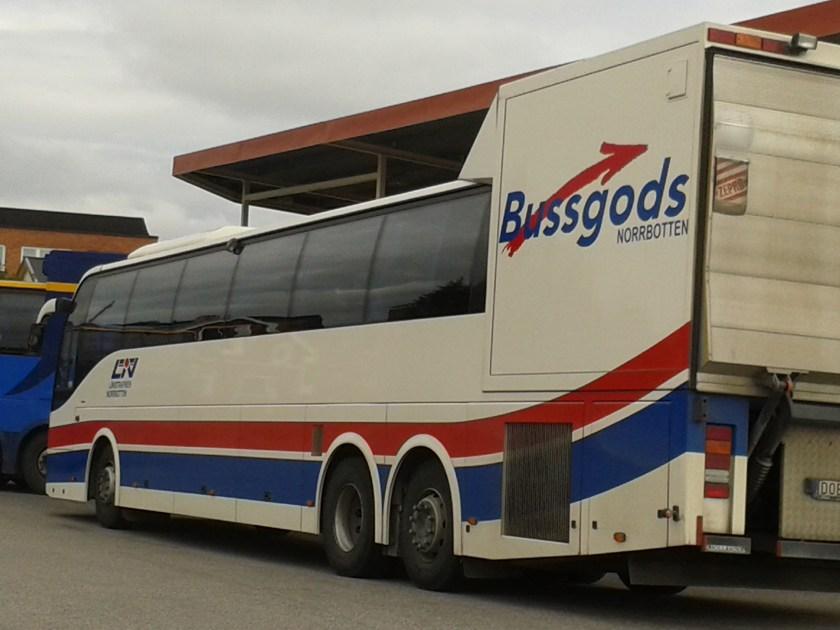 Bus, Kivkkjokk - is Sweden really expensive?