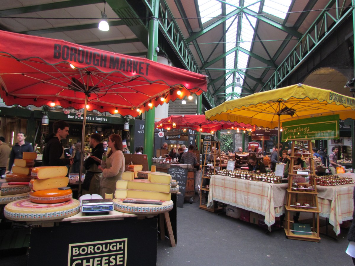 Borough Market – A Photo Essay