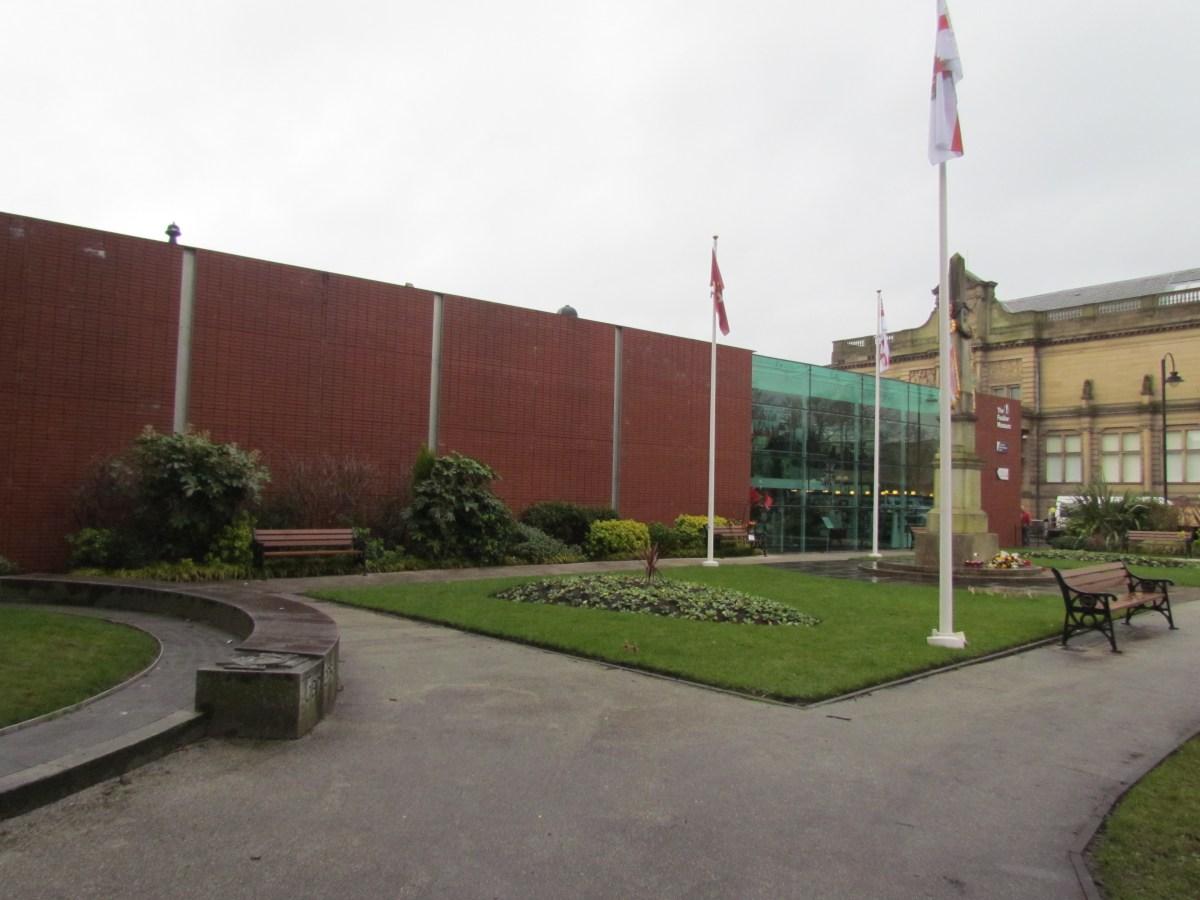 Fusilier Museum, Bury