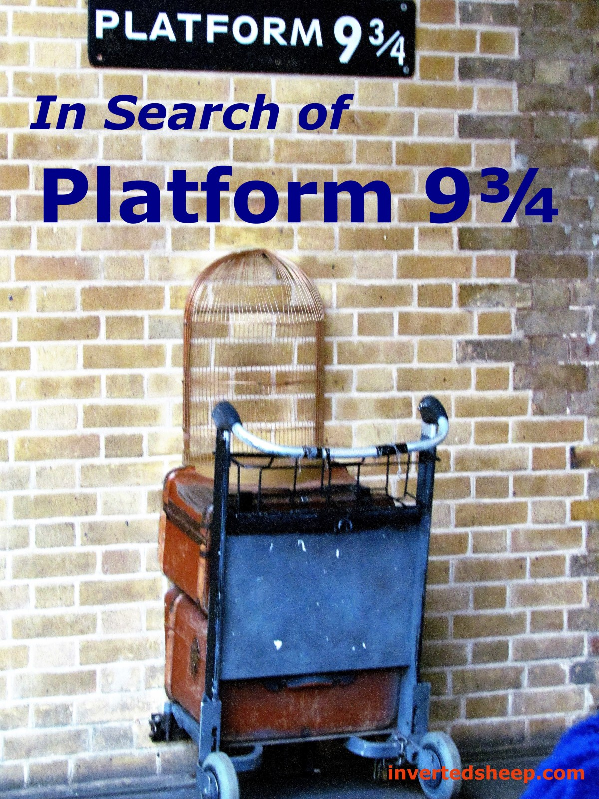 In Search of Platform 9¾