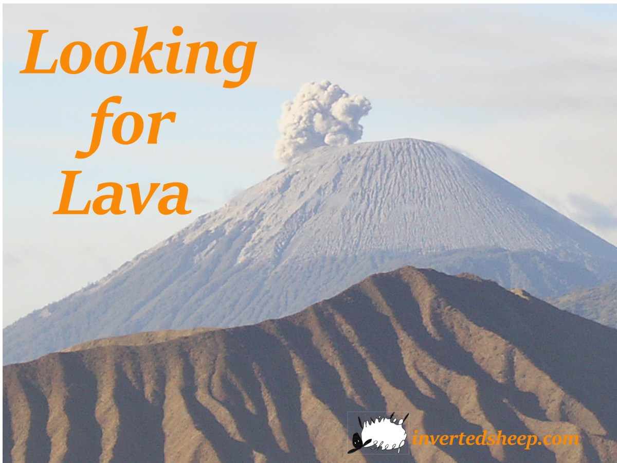 Looking for Lava
