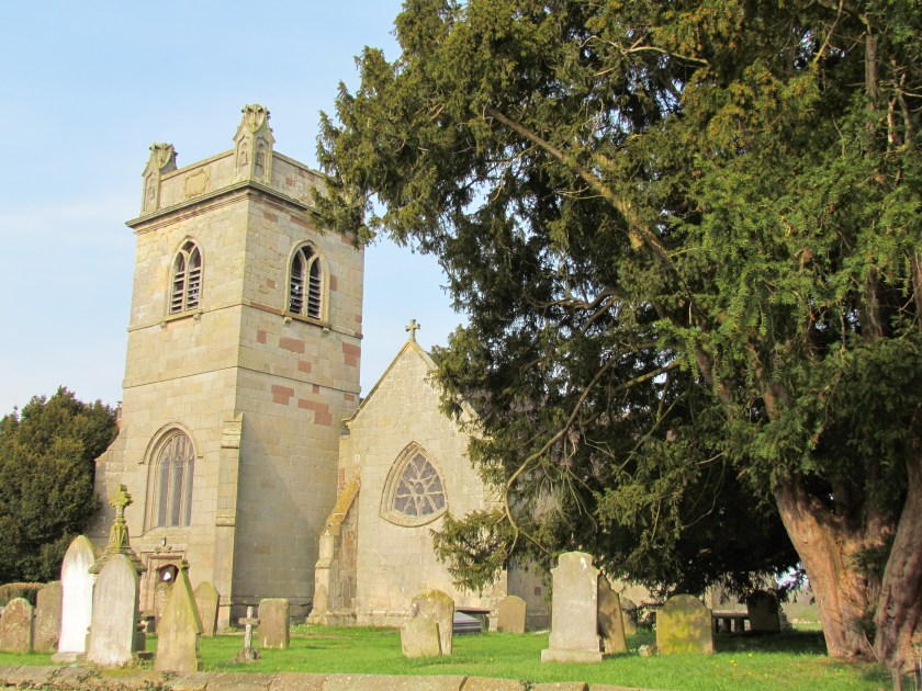 Moreton Corbet Church