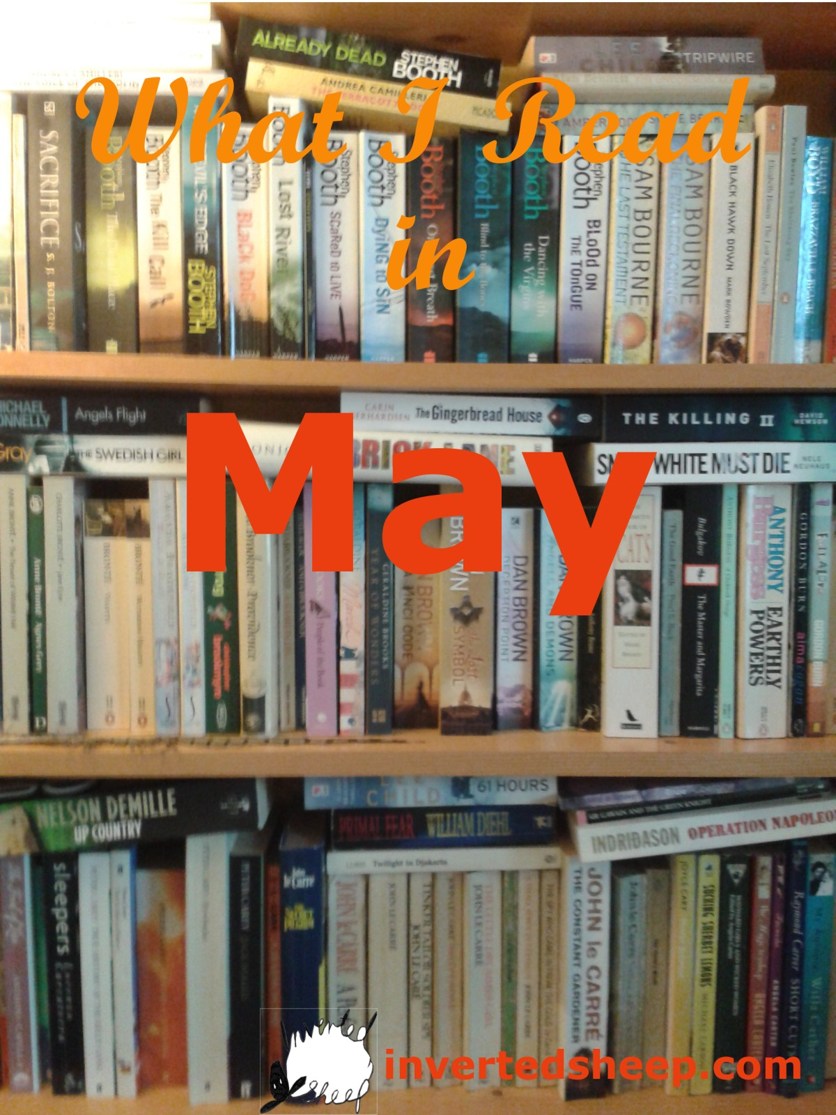 What I Read in May