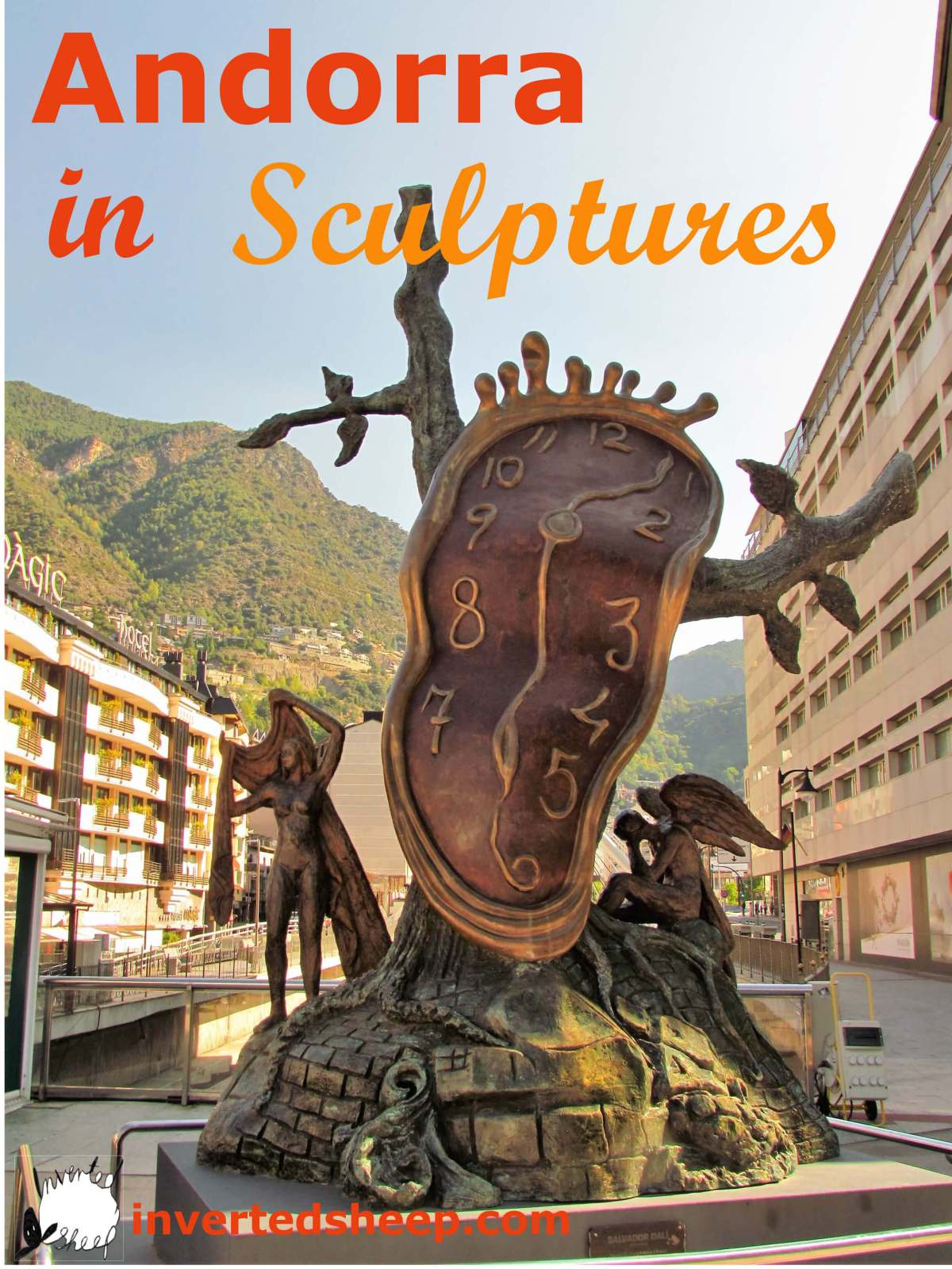 Andorra in Sculptures